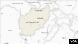 Obrlast Kunduz u Avganistanu