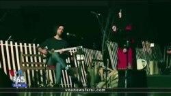 ویدئو کوتاه از اجرای هاله سیفی زاده که موجب ممنوعیت کار علی قمصری آهنگساز ایرانی شد