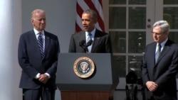 Republicanos rechazan nominación de Obama