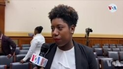 Emmanuela Drouillon Di li Satisfè de Seyans sou Dosye Ayiti a nan Kongrè a