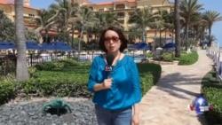 棕榈滩为川习会作准备