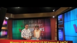 VOA Pop News 15 Maret 2015