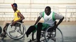 Tim Basket Kursi Roda Sudan Selatan