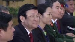 Trung Quốc phản đối thỏa thuận dầu khí Việt-Ấn ở Biển Đông