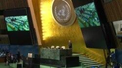 Presidente de Panamá en las Naciones Unidas