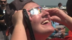 Не одне повне сонячне затемнення, а два поспіль. Відео