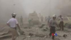 美俄尋求局部停火 平息敘利亞局勢