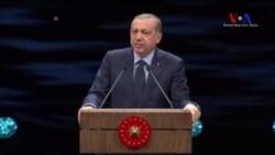 Cumhurbaşkanı Recep Tayyip Erdoğan El-Bab Operasyonuyla İlgili Konuştu