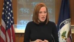 وزارت خارجه آمریکا پس از نشست استانبول: با اروپاییها در رایزنی هستیم