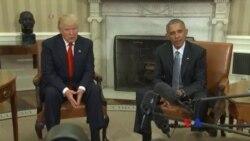 Trump ajitayarisha kuchukua madaraka