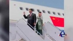 习近平抵巴基斯坦启动经济走廊计划