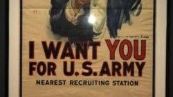 معروف ترین پوسترهای دوران جنگ جهانی اول