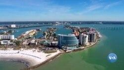 Amerikaga sayohat: Tampa