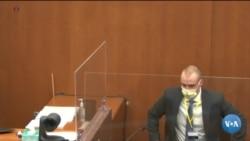 Julgamento de polícia que matou George Floyd - advogados apresentam argumentos