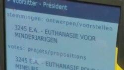 Belgija izglasala zakon o eutanaziji djece
