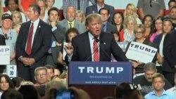 Trump Surging in Republican Presidential Field