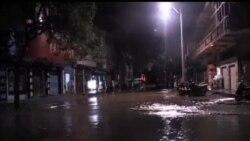 2013-07-18 美國之音視頻新聞: 中國湖北暴雨導致四死超過兩萬人受災