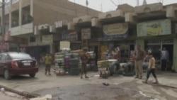 伊拉克連續發生暴力襲擊