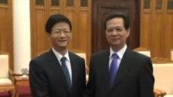 Truyền hình vệ tinh VOA Asia 25/10/2012