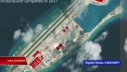 Philippines phản đối TQ quân sự hóa Đá Chữ Thập