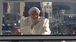 Despedida del Papa