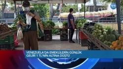 Venezuela'da Asgari Ücret Günlük 1 TL'nin Altında