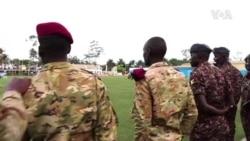 Uganda Army, Media Using Soccer to Mend Tense Relations