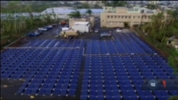 Ілон Маск: технології і сонячні панелі Tesla можуть допомогти у відбудові енергетичної системи Пуерто-Ріко. Відео