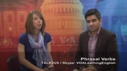 Talk2US: Phrasal Verbs with 'Fall'