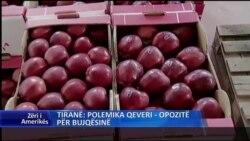 Shqipëri, polemika për bujqësinë