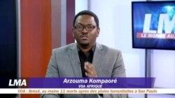 Afrotech du 11 mars 2019 avec Arzouma Kompaoré