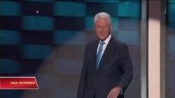 Hillary Clinton làm nên lịch sử với đề cử tổng thống của Đảng Dân chủ