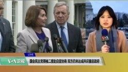 VOA连线(李逸华):国会民主党领袖二度赴白宫协商,双方仍未达成共识重启政府