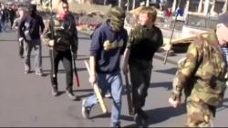 Kiev'de Göstericiler Reformlarda Israrlı