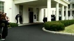 Президент Обама принимает Арсения Яценюка в Белом доме