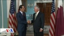 Tillerson'dan Katar Açıklaması
