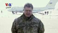 پوروشنکو: بیشتر نیروهای اوکراین از دبالتسفه خارج شدهاند