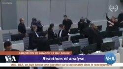 Réactions de deux invités sur l'acquitement de Gbagbo