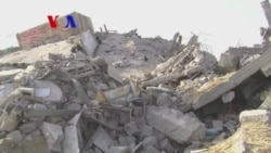 Why is Rebuilding Gaza So Hard (On Assignment October 17 2014)