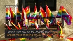 Americans React to the Orlando Attack