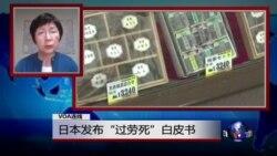 "VOA连线(小玉):日本发布""过劳死""白皮书"