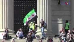 شام کی خانہ جنگی کو چھ سال ہوگئے، ڈی سی میں ریلی اور ثقافتی میلہ