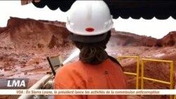 Le rôle des femmes dans le secteur des mines
