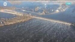 Наводнение затопило базу Стратегического командования США в Небраске