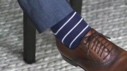 Носки: сделано в Америке