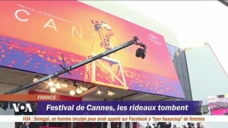 Festival de Cannes, les rideaux tombent