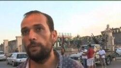 利比亚军队袭击民兵武装据点