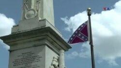 İrqi qətllərdən sonra Konfederasiya bayrağı hücum altında