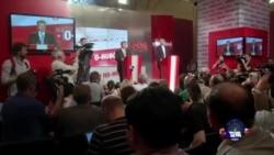 选后民调称波罗申克当选乌克兰总统