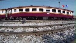 Nhật Bản, Trung Quốc tranh nhau xây đường sắt cao tốc ở châu Á